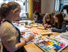 Ateliers Enfants avec Béatrice